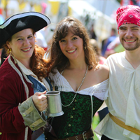 Volunteer @ the Faire