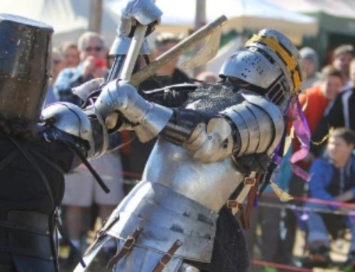 Armored Combat Demo