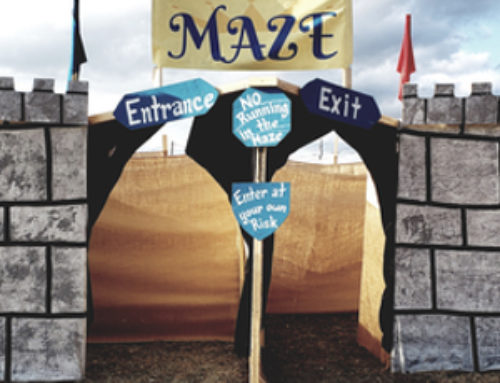 The Royal Maze