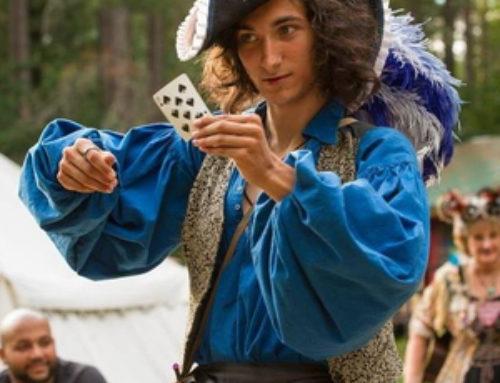 Mike OJ – Magician