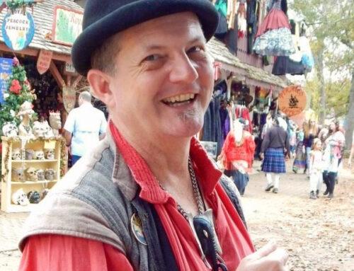 Jim Mackenzie – Comedian with Mad Skills