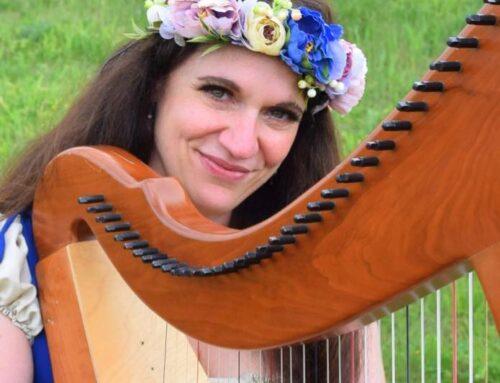Erika the Harpist
