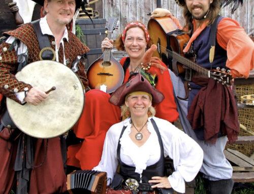 The Crimson Pirates